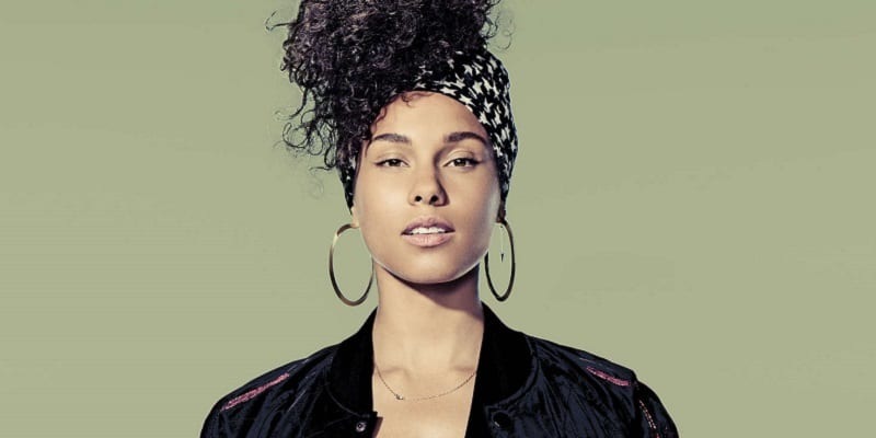 Photo de 11 des plus belles citations d'Alicia Keys
