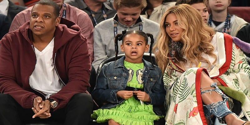 Photo de Musique : La fille de Beyoncé fait ses premiers pas dans l'industrie musicale