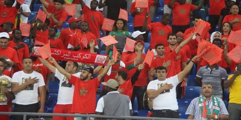 """Photo de Mondial 2018: La Côte d'Ivoire dit """"Non"""" aux 8000 supporters marocains"""