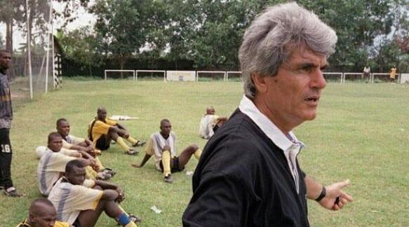 Photo de Football: Le retour de Jean Marc Guillou à Abidjan