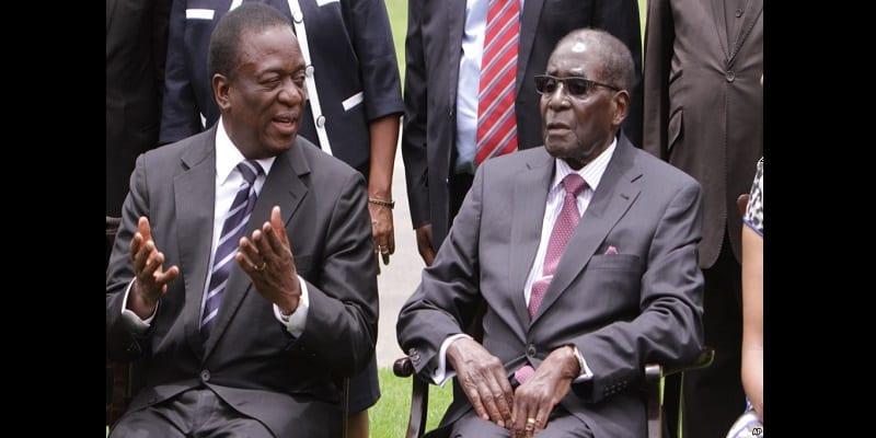 Photo de Zimbabwe: voici le rôle que jouera Robert Mugabe dans le nouveau gouvernement