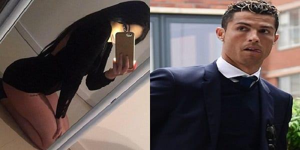 Photo de Scandale s3xuel: un mannequin fait des révélations sur Cristiano Ronaldo (photos)