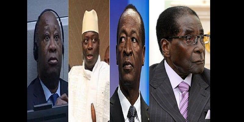 Photo de Découvrez les 12 dirigeants africains qui ont été évincés du pouvoir depuis 2010 (photos)