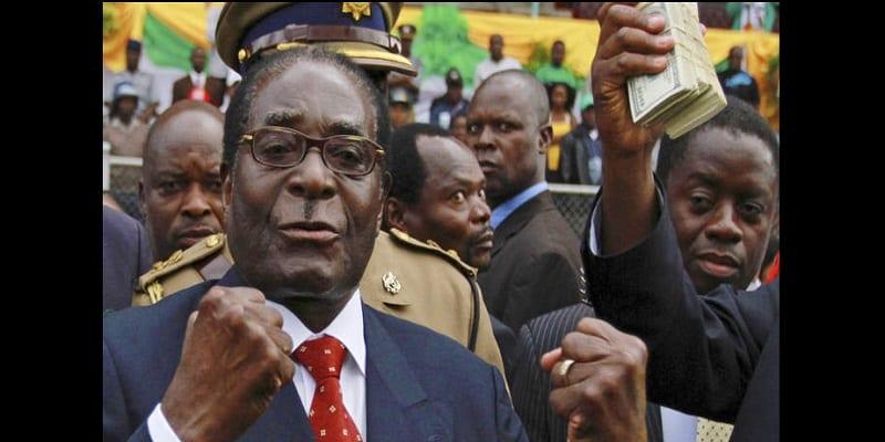 Photo de Découvrez l'immense fortune amassée par Robert Mugabe en 37 ans de règne