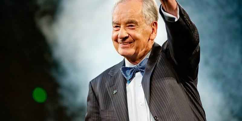 Photo de Zig Ziglar: Ses 10 citations pour être plus heureux et plus riche