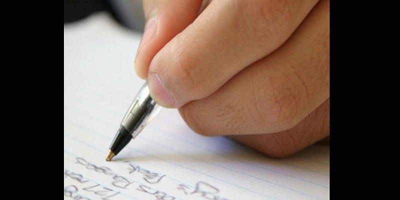 Photo de USA: Un homme forcé d'écrire 144 bonnes choses sur son ex copine