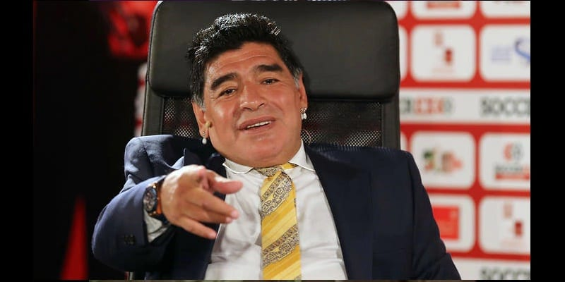 Photo de Football/ Amical: Le Nigeria bat l'Argentine, Maradona veut revenir