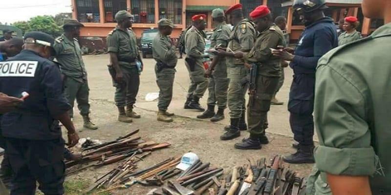 Photo de Cameroun: les présumés meurtriers du gendarme arrêtés à Bamenda