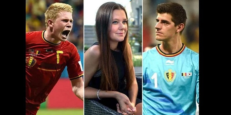 Photo de Découvrez 6 footballeurs qui sont sortis avec la femme d'un coéquipier (photos)