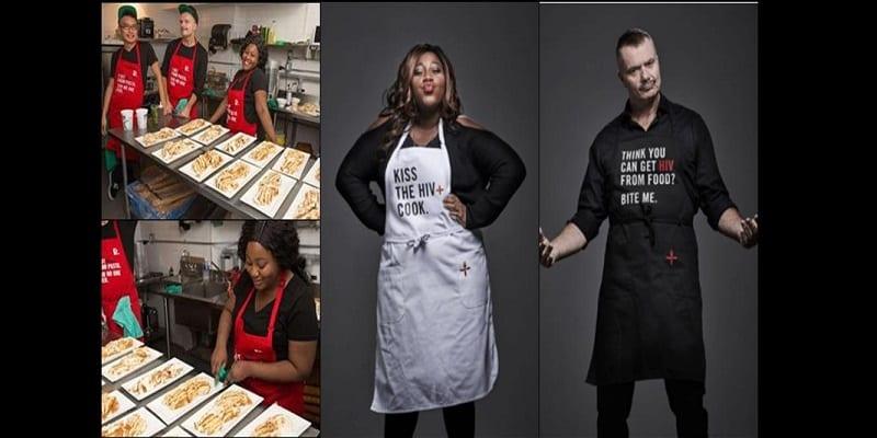 Photo de Découvrez le restaurant où les chefs et les employés sont séropositifs (vidéo)