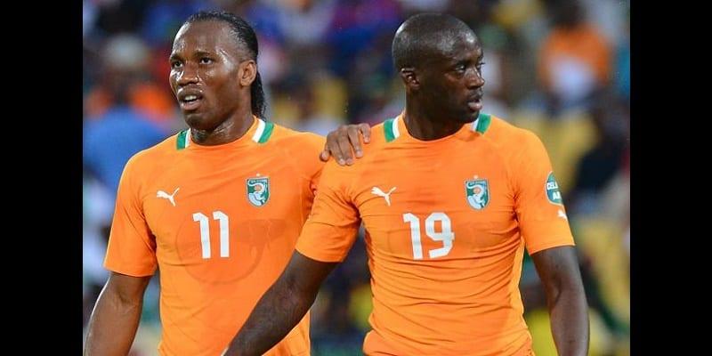 Photo de Côte d'Ivoire-Maroc: Drogba et Yaya Touré de retour chez les Eléphants?