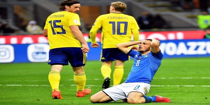 Photo de Mondial 2018: L'Italie ne participera pas à la compétition pour la première fois depuis 1958