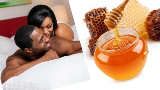 Photo de Mesdames, voici comment utiliser le miel pour animer votre vie s3xuelle