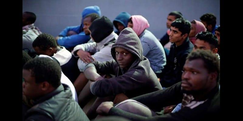 Photo de Esclavage en Libye: L'UE accusée d'avoir financé cette pratique (vidéo)