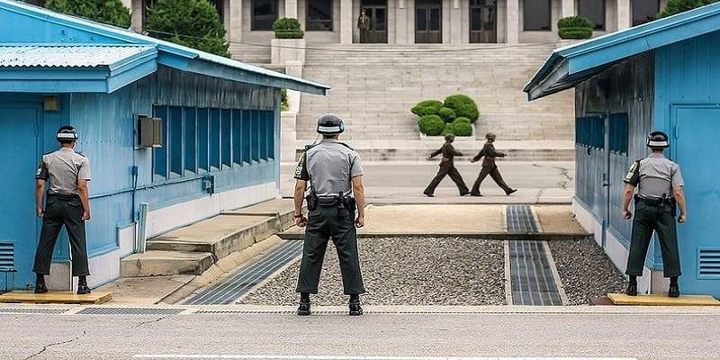 Photo de Un soldat nord-coréen réussit à fuir vers la Corée du Sud