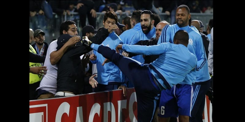 Photo de Football: la sanction de Patrice Evra est enfin tombée