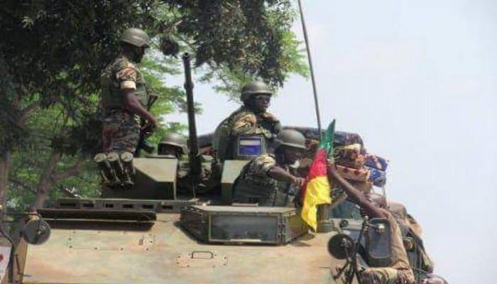 Photo de Cameroun: quatre militaires abattus dans la région du Sud-Ouest