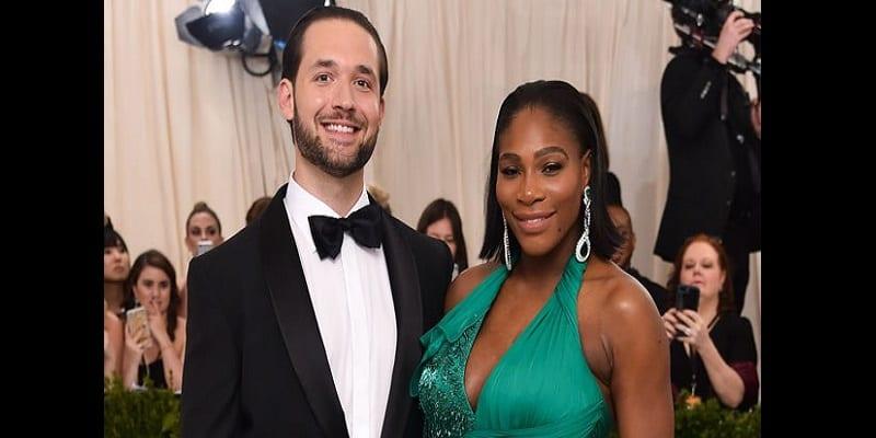 Photo de La date de mariage de Serena Williams et Alexis Ohanian enfin dévoilée