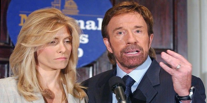 Photo de Chuck Norris : sa femme empoisonnée, il prend une importante décision