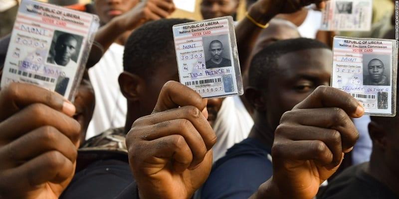 Photo de Afrique: Les Libériens aux urnes pour élire leur président