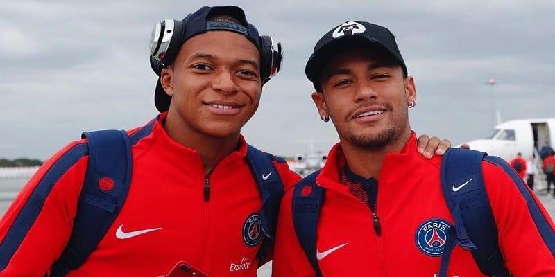 Photo de PSG: ce que pense Neymar du talent de Kylian Mbappé