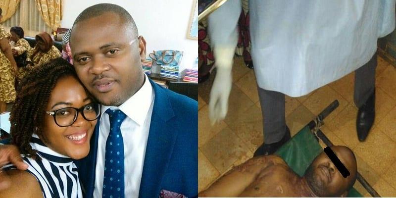 Photo de Cameroun: Une femme tue son mari avec de l'eau bouillante