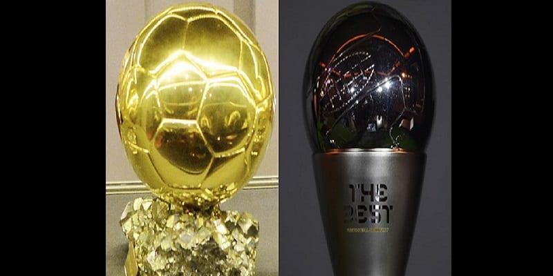 Photo de Ballon d'Or et Meilleur joueur FIFA: quelle est la différence entre les deux?