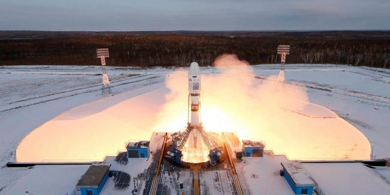 Photo de La Russie perd le contact avec un de ses satellites