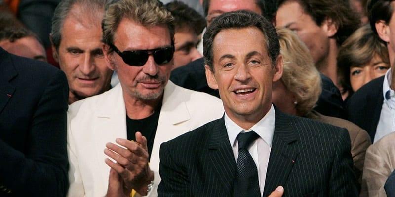 Photo de Le tatoueur de Johnny Hallyday a aussi reçu Nicolas Sarkozy