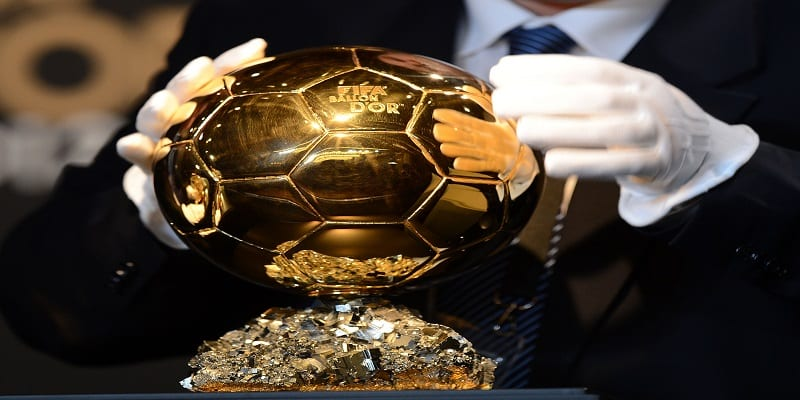 Photo de Ballon d'Or: C'est le grand jour !