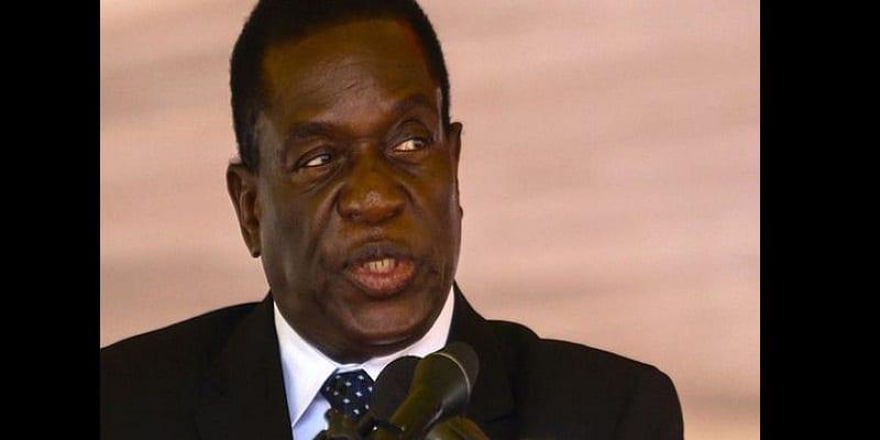 Photo de Zimbabwe: Emmerson Mnangagwa limoge deux ministres après plusieurs critiques