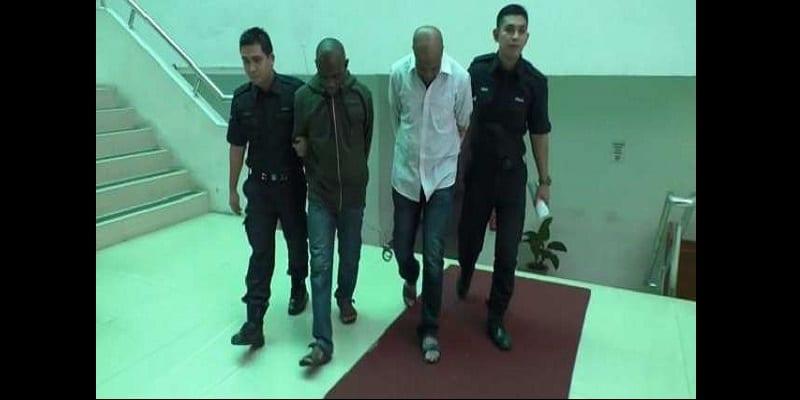 Photo de Malaisie: 2 étudiants nigérians condamnés à mort. La raison (vidéo)