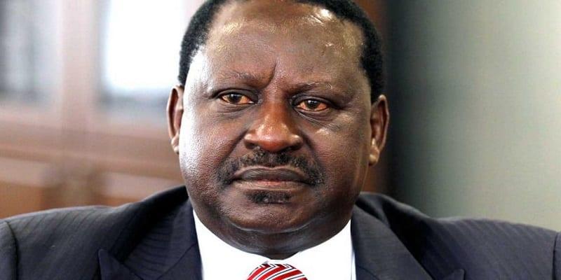 Photo de Kenya: Raila Odinga reporte sa prestation de serment
