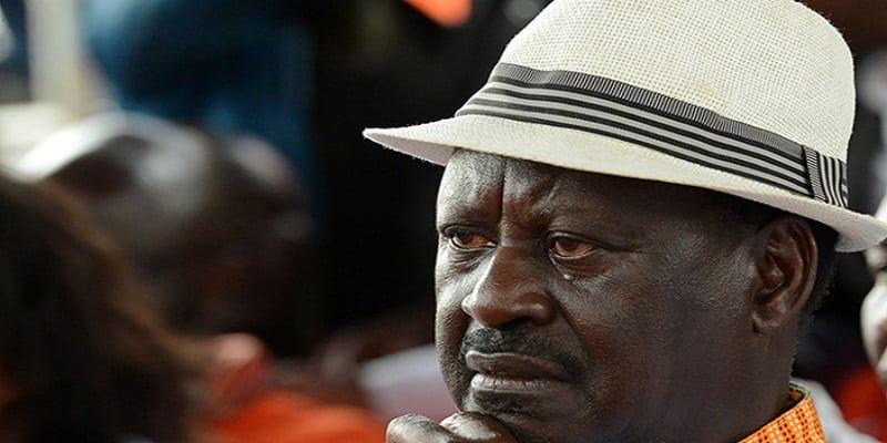 Photo de Kenya: Les Etats-Unis mettent en garde l'opposant Raila Odinga