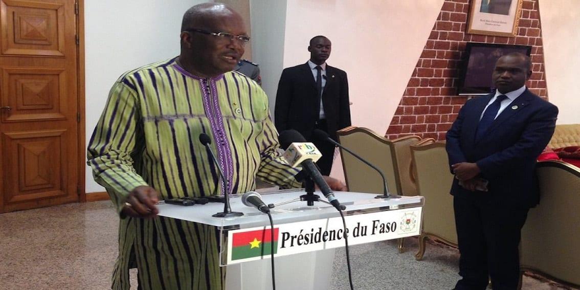 Photo de CEDEAO: Le Président Burkinabè soutient la création de la monnaie unique