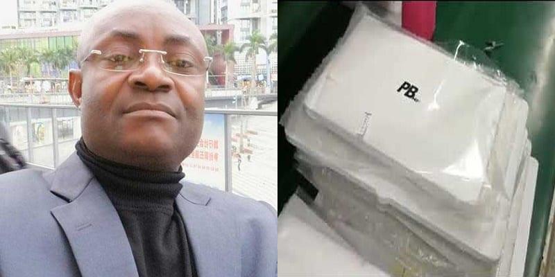 Photo de Cameroun: Polémique sur les ordinateurs offerts par Paul Biya