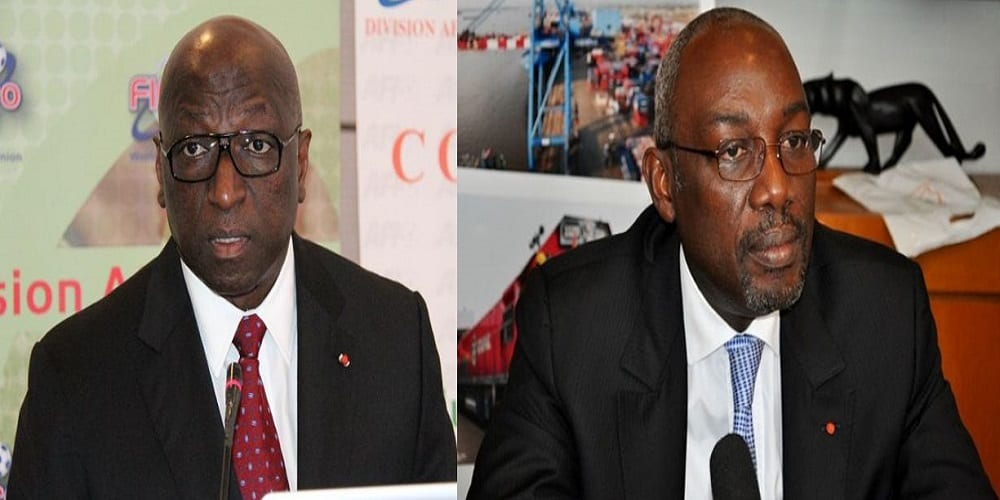 Photo de Football/FIF: L'ex président Jacques Anouma charge Sidy Diallo