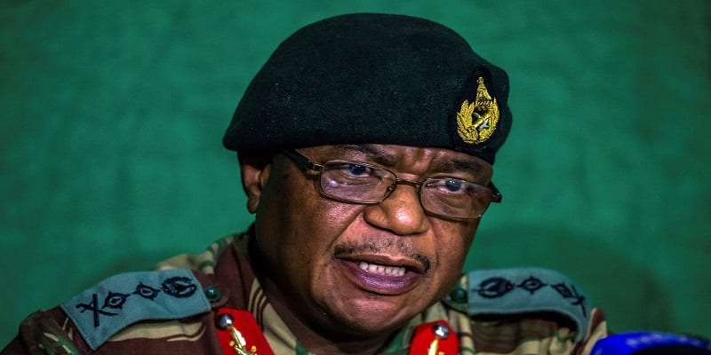 Photo de Zimbabwe: La vice-présidence à l'auteur du coup de force contre Mugabe. Une récompense?
