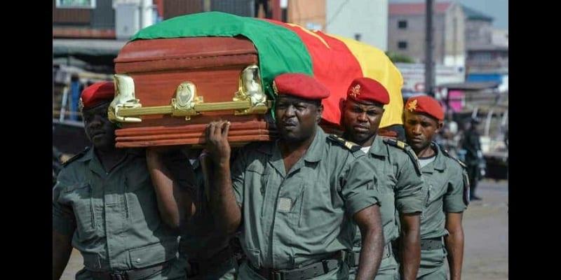 Photo de Cameroun: quatre  gendarmes auraient été tués par les activistes anglophones