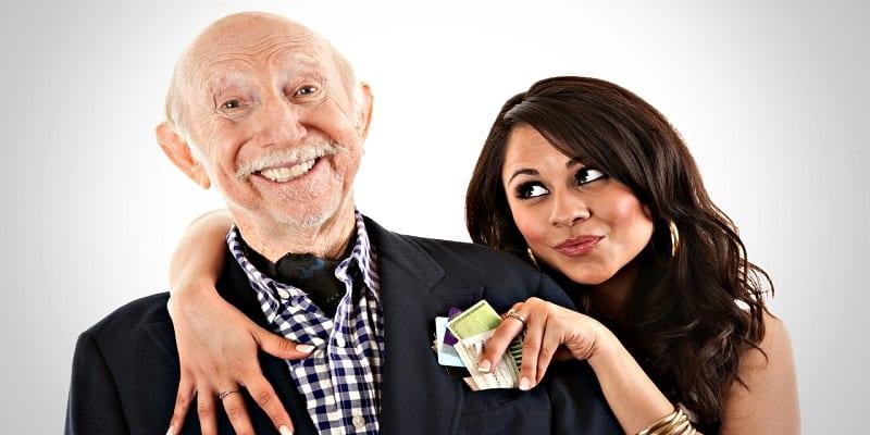 Photo de Voici pourquoi les hommes âgés préfèrent les femmes plus jeunes