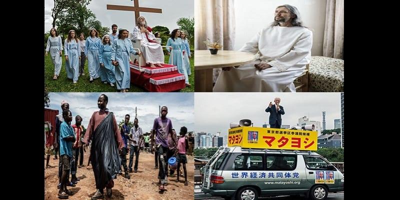 Photo de Découvrez ces hommes qui prétendent être Jésus Christ (photos)