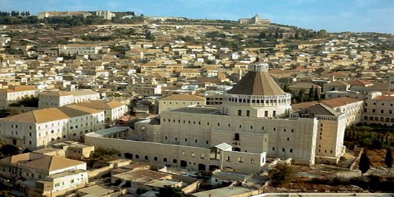 Photo de Nazareth ne fêtera pas Noël à cause de Donald Trump. Explication