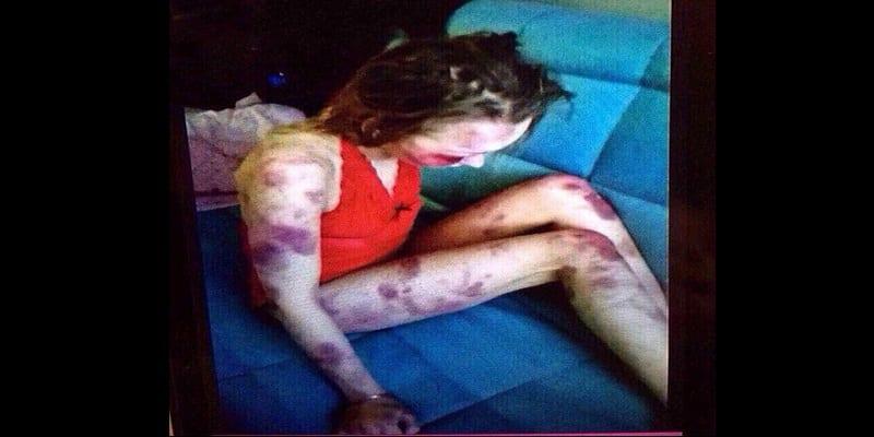 Photo de Russie: un homme bat sa femme à mort et filme la scène pour se vanter (photos)