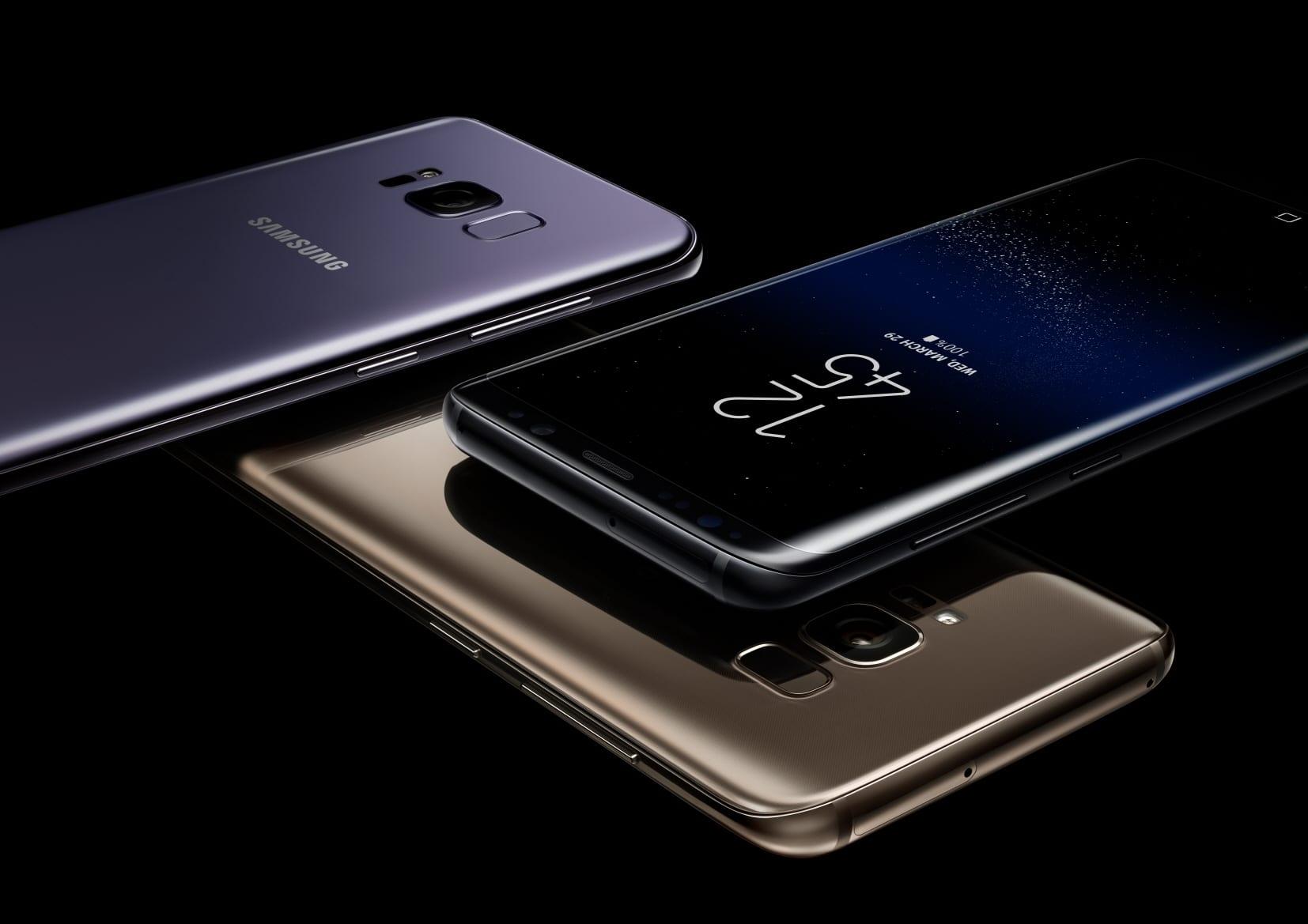Photo de Technologie : Samsung  crée une nouvelle manière de déverrouiller les téléphones