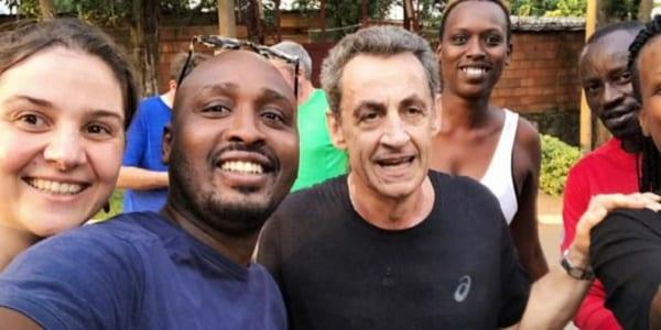 Photo de Afrique: la visite de Nicolas Sarkozy sur le continent suscite la colère des internautes