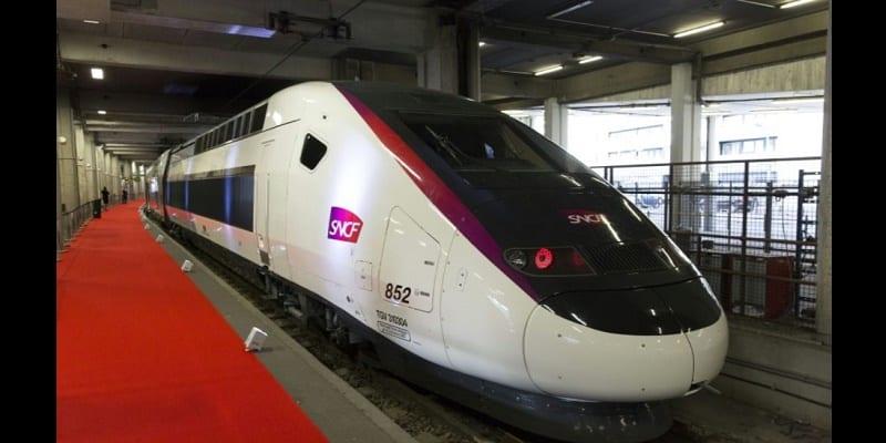 Photo de Nigeria: lancement du tout premier TGV d'Afrique de l'ouest