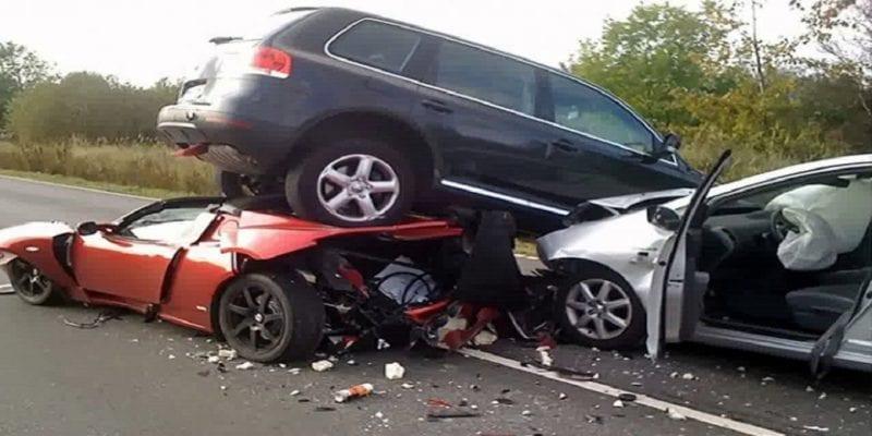 Photo de Sénégal: 2130 morts dans les accidents de la circulation entre 2014 et 2017