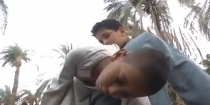 Photo de A la découverte d'Ahmed, ce jeune Égyptien aux pouvoirs surnaturels (Vidéo)