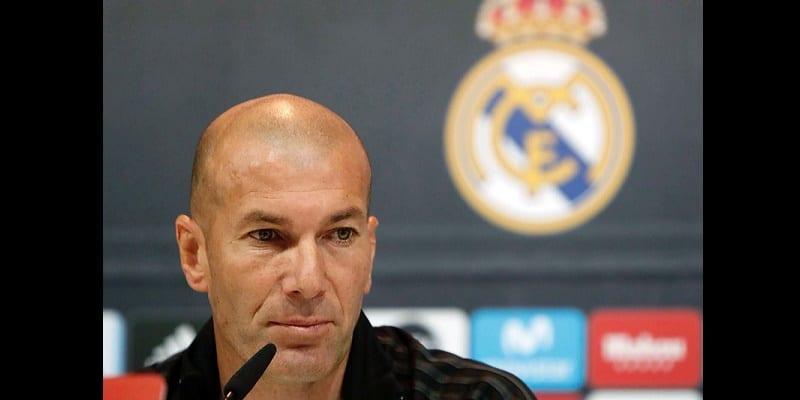 Photo de Real Madrid: Zinédine Zidane s'exprime sur sa période difficile