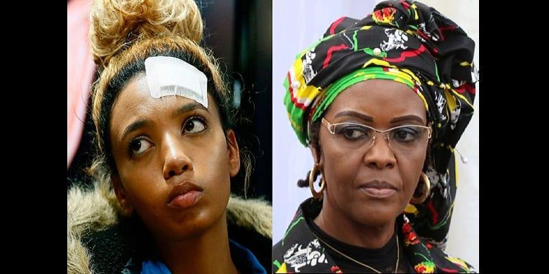 Photo de Afrique du Sud: Gabriella Engels plaide pour des poursuites contre Grace Mugabe